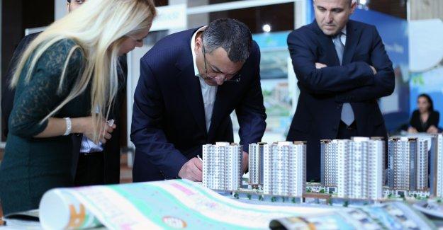 2.Azerbaycan Gayrimenkul ve Emlak Fuarı 10-11 Ekim'de gerçekleşecek!