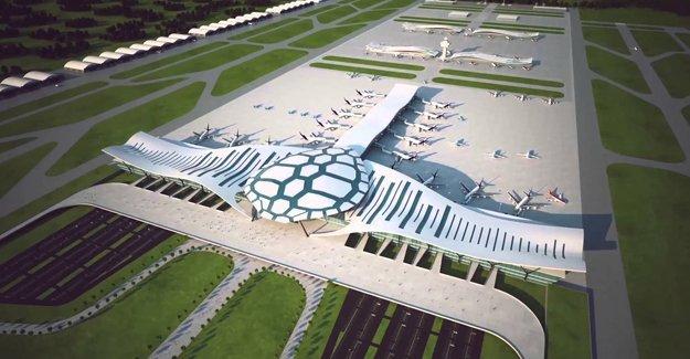 Antalya 3. Havalimanı'nın yeri belli oldu!