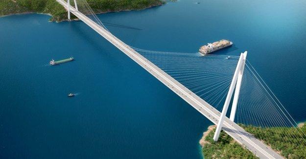 3. köprü bağlantı yolları ihalesi 5. kez ertelendi!