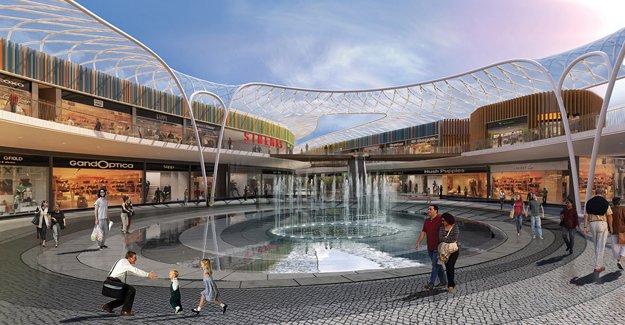 41 Burda AVM ile Kocaeli'ye 150 milyon dolarlık yatırım!