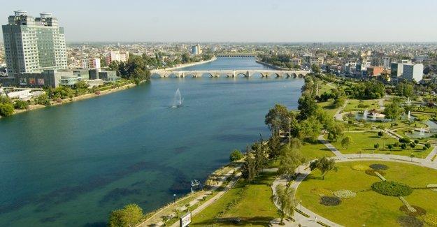 Adana'da devam eden 33 proje alanı var!