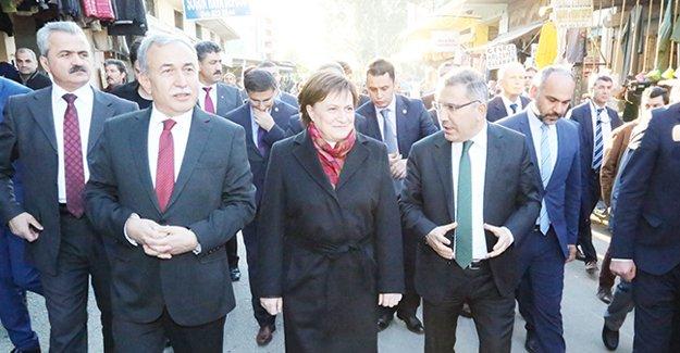 Adana Kozan Çarşısı kentsel dönüşümü başlıyor!