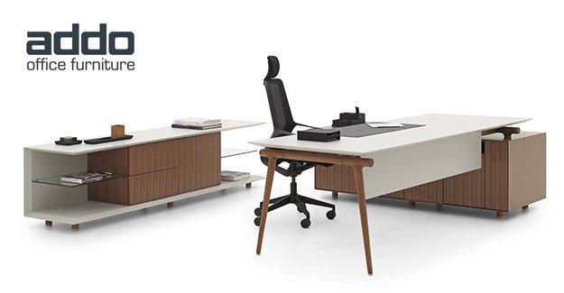 Addo Furniture ile ofis tasarımında denge!