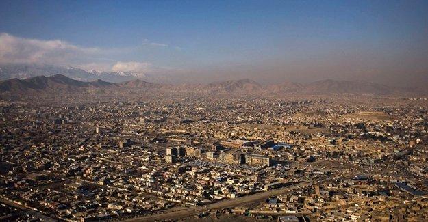 Afganistan'da 5,5 milyar dolarlık 608 proje!