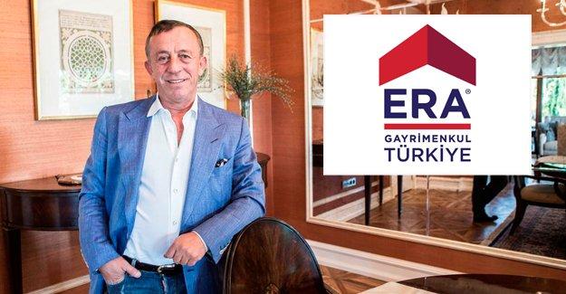 Ağaoğlu'nun yurtdışı satışlarını ERA Türkiye yapacak!