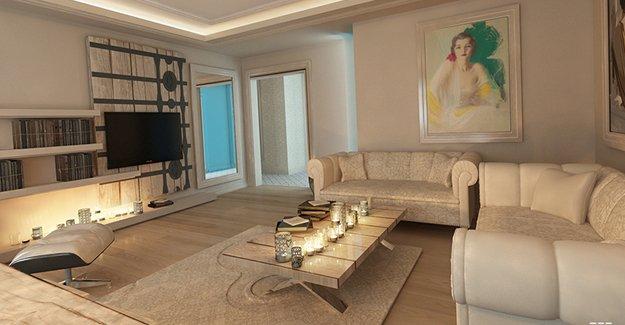 Airon Residence fiyat!