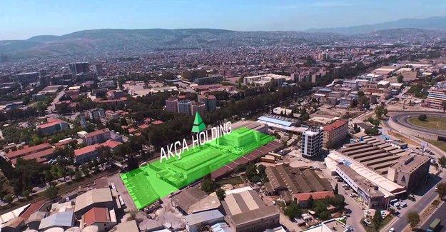 Akça Holding'ten 150 milyon liralık Bornova yatırımı!
