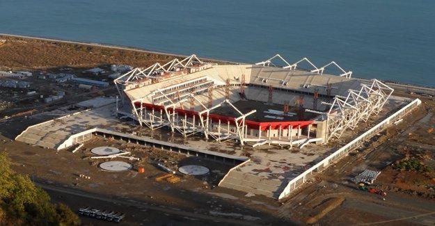 Akyazı Stadı önümüzdeki sezon açılıyor!