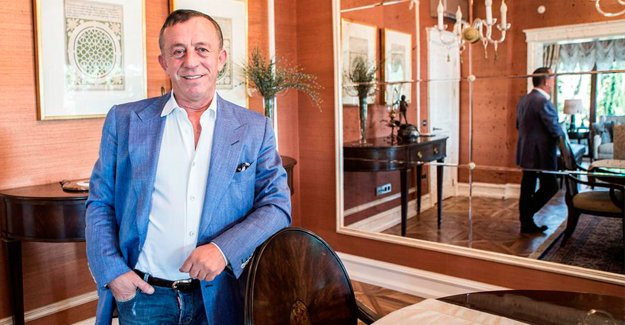 Ali Ağaoğlu: '5 dakikada ada aldım'!