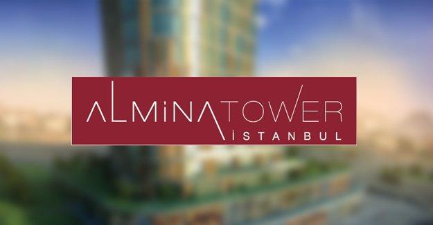 Almina Tower İstanbul Temmuz'da satışta!