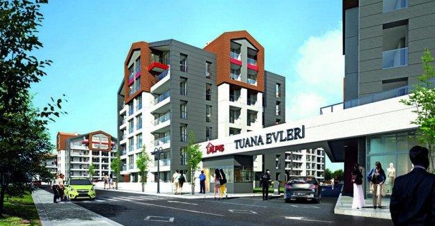 Alpiş Group'tan yeni proje; Tuana Evleri
