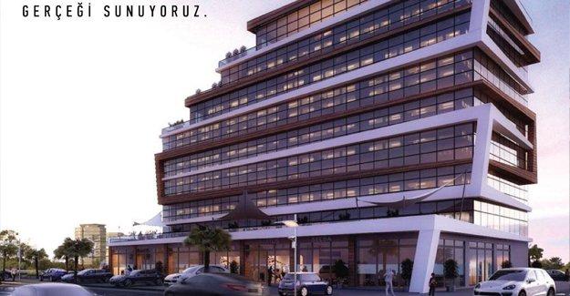 Amass İzmir Gaziemir'de yükseliyor!