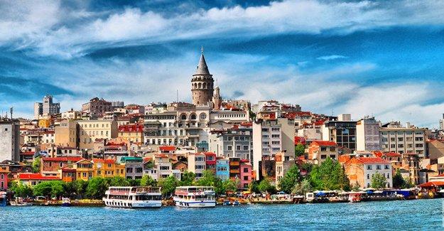 Anadolu'dan gelip İstanbul'u inşaa ediyorlar!