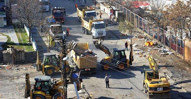 Ankara'da Telefoncular Çarşısı kaldırıldı!