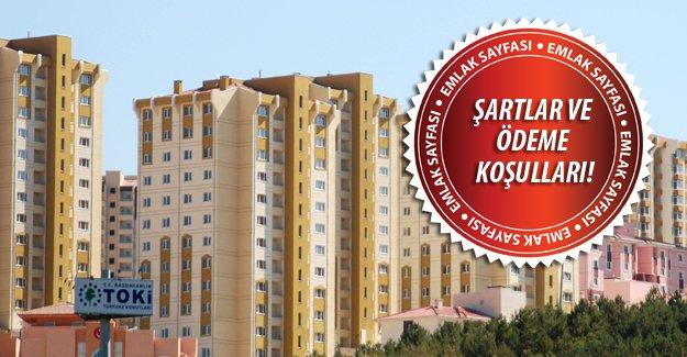Ankara-Haymana TOKİ konut başvuruları 20 Ağustos'ta başlıyor!