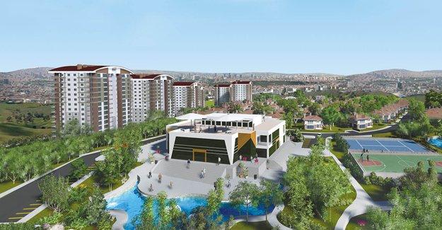 Ankara Mebuskent'te bahar fırsatı!