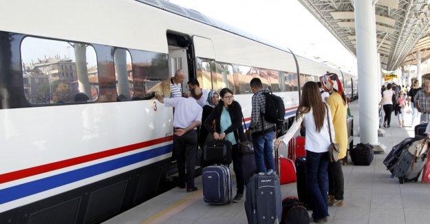 Ankara yht seferleri 10 Ekim 2015