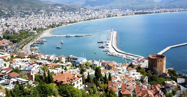 'Antalya Vizyon Proje'lerle Cazibe Merkezi oluyor!'