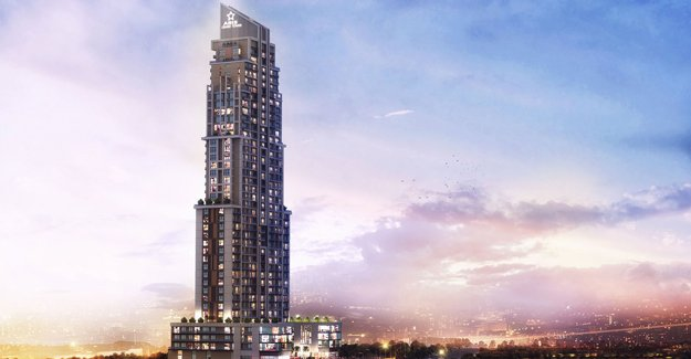 Aris Grand Tower satışta!