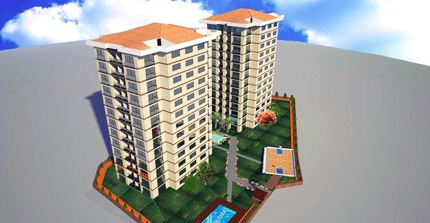 Asmin Park Residence Tuzla'da yükseliyor!