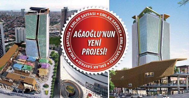 Ataşehir'e yeni ofis projesi