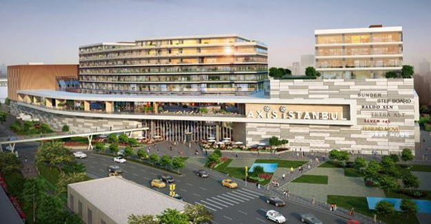 Axis İstanbul AVM 18 Mayıs'ta açılıyor!