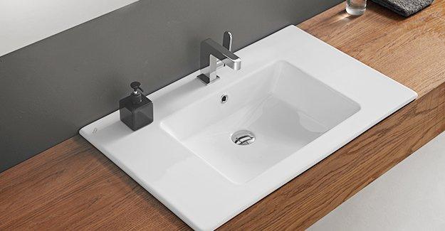 Banyolarda zerafet, Turkuaz Seramik Ibıza Serisi!