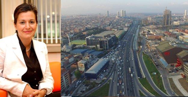 'Basın Ekspres'te 16 bin konut inşa ediliyor!'