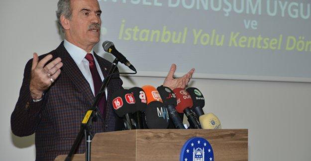 Başkan Altepe'den Nilüfer Sitesi açıklaması!