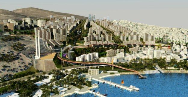 Bayraklı kentsel dönüşüm projesi ve detayları!