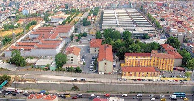 Bayrampaşa Cezaevi'nde kentsel dönüşüm başlıyor!