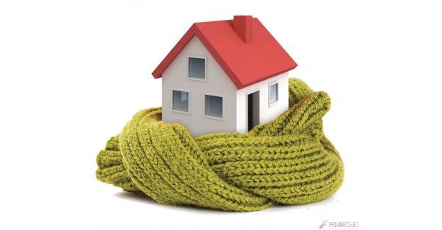 Bir evi soğutmak ısıtmaktan daha pahalı