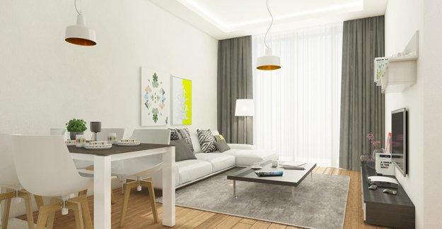 BornCity İzmir Residence Satış Ofisi!