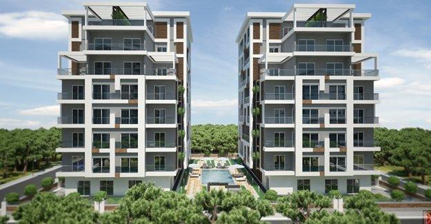 Bornova Green İzmir'de yükseliyor!