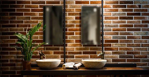 Brick Stone'dan 3 boyutlu duvar tasarımları!