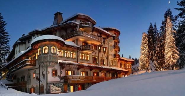 Bu rezidansın metrekare fiyatı 25 Bin euro!