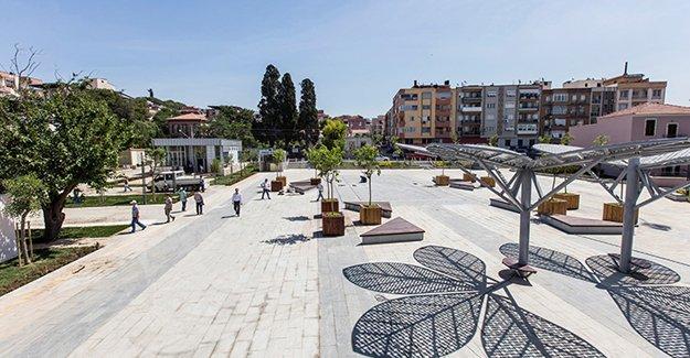 Buca Kasaplar Meydanı ve Yeraltı Otoparkı açılıyor!