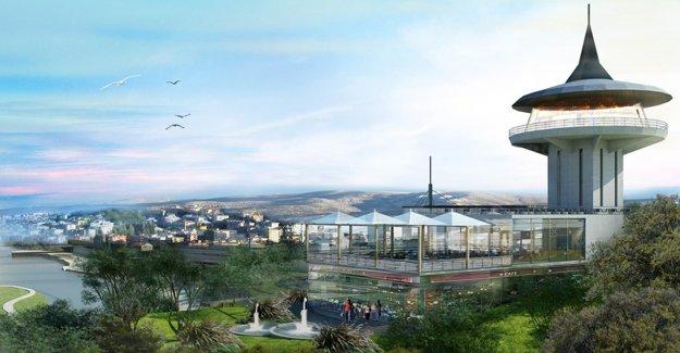 Bursa Büyükşehir Belediyesi'nden bir sosyal tesis daha geliyor!
