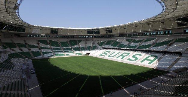 Bursa Büyükşehir Stadyumu bugün açılıyor