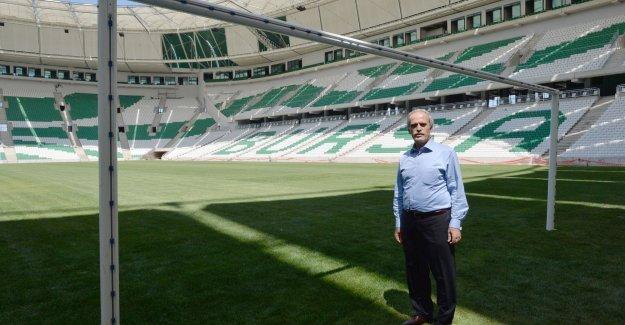 Bursa Büyükşehir Stadyumu ne zaman açılacak?