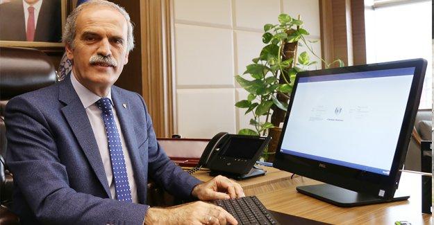 Bursa'da e-imza ile yılda 100 çam kesilmekten kurtulacak!