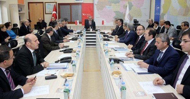 """""""Bursa'da kentsel dönüşüme hız verilmeli""""!"""