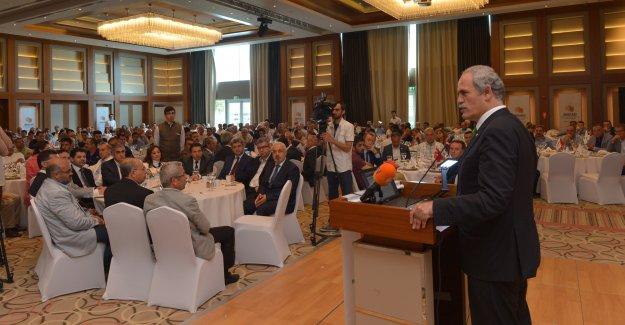 Bursa'da kentsel dönüşümün şifresi;emsal artışı