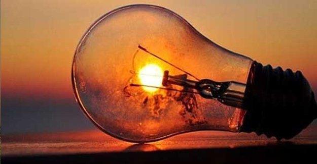 Bursa elektrik kesintisi! 11 Haziran 2016