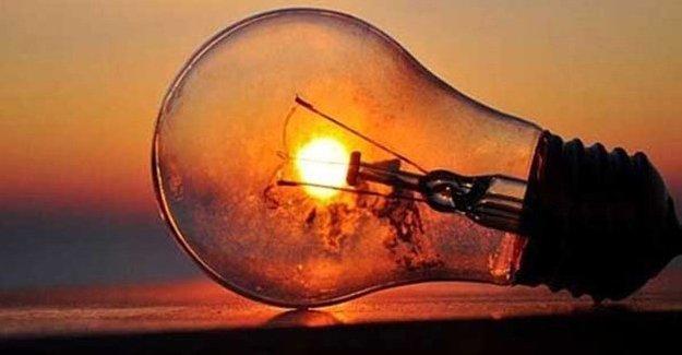 Bursa elektrik kesintisi! 5 Mayıs 2016