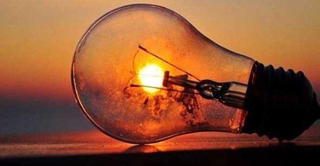 Bursa elektrik kesintisi! 9 Nisan 2016