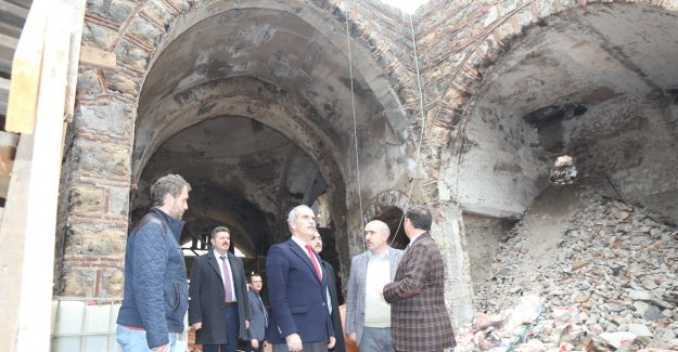 """Bursa kentsel dönüşümünde yeni rota """"Çarşı"""""""