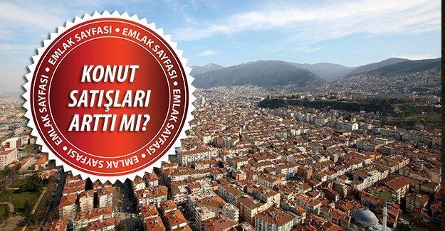 Bursa Mayıs 2016 konut satış rakamları açıklandı!