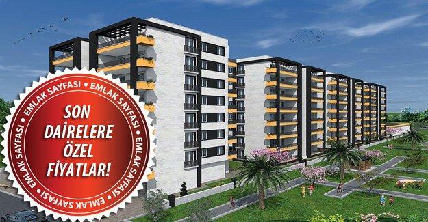 Bursa Park Lotus Evleri 175 Bin TL'den başlıyor