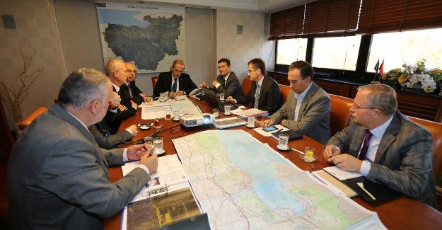 Bursa sahillerine yatırıma bakanlıktan onay